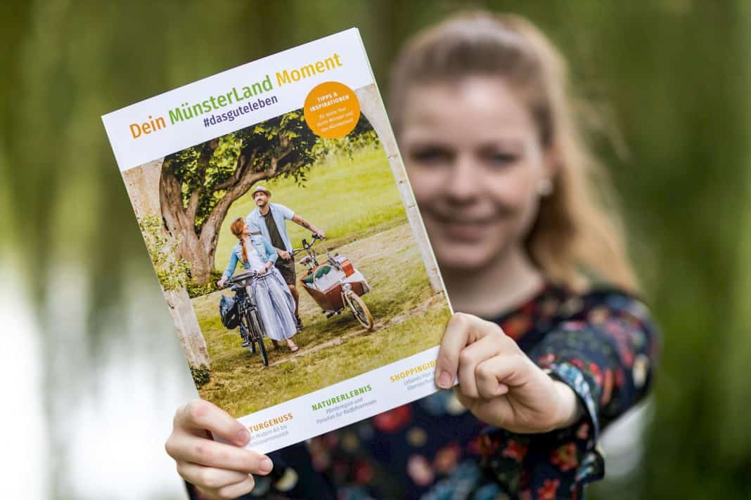 """Dein MünsterLand Moment"" nun auch in Magazinform erschienen"