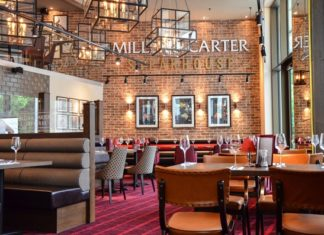Miller&Carter Steakhouse Frankfurt