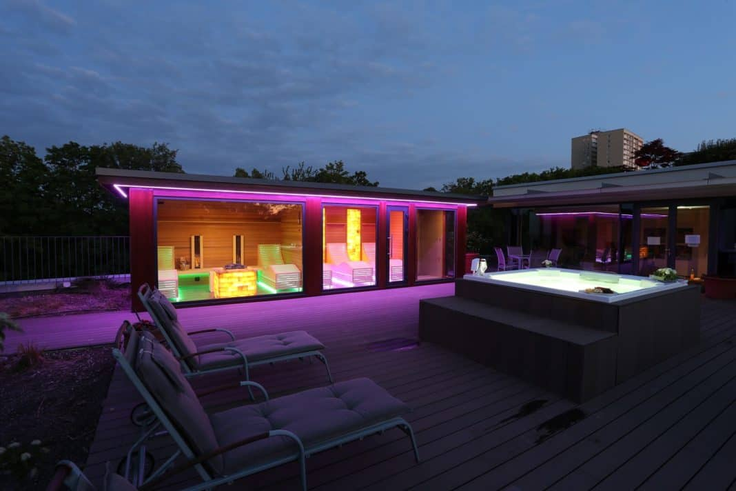 On Top: Das neue Rooftop Spa im Favorite Parkhotel Mainz