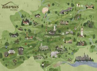 Die Urlaubs- und Freizeitregion Taunus hat viel zu bieten