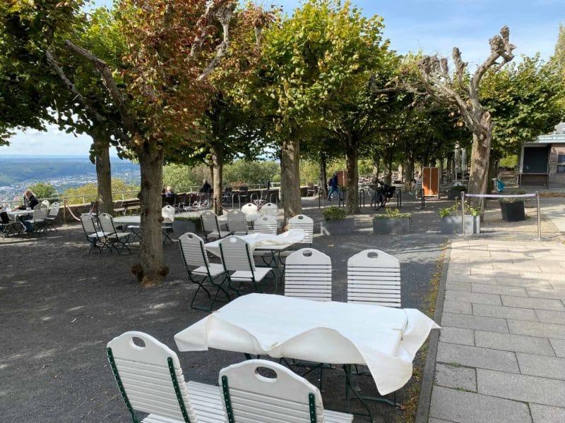 Sonnenterrasse Charles Bistro & Café