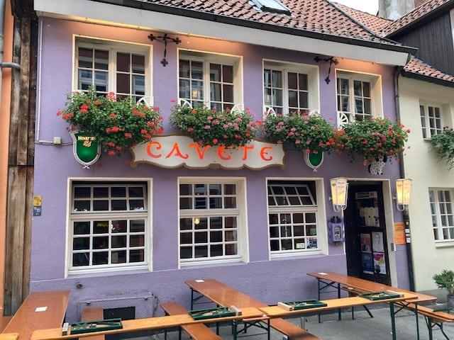 Cavete - Akademische Bieranstalt
