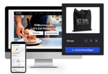 Lightspeed verhilft Restaurants zum eigenen Online-Shop