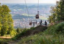 Slowenien ein Genuss für Biker, Rennradfahrer und Mountainbiker