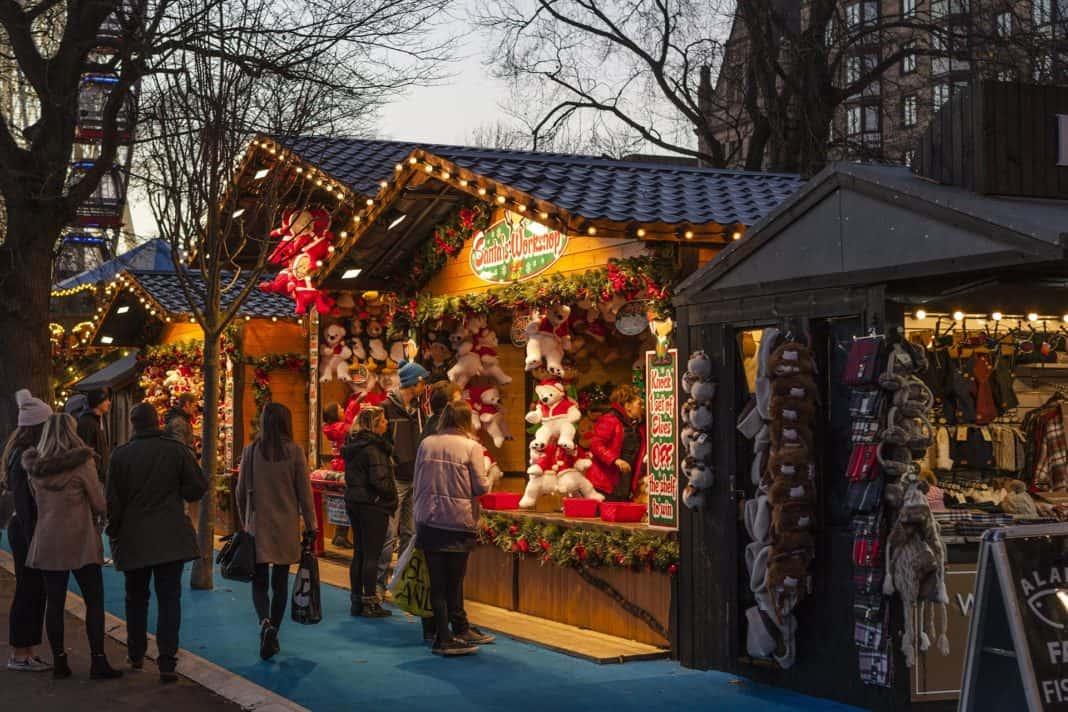 Studie: Weihnachtsmärkte sind auch in Corona-Zeiten machbar