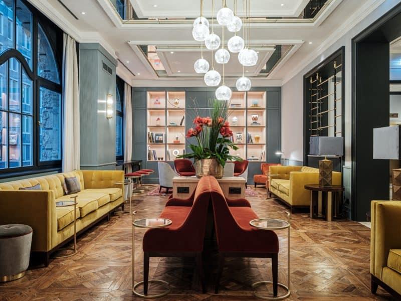 Botique-Salon im Ameron Hotel Frankfurt
