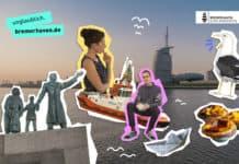 Bremerhaven: Wo Möwen Pommes naschen und Engländer kochen können