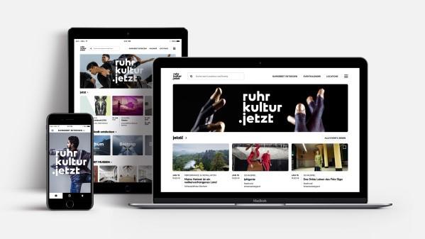 ruhrkultur.jetzt der neue digitale Kultur- & Reiseführer am Start