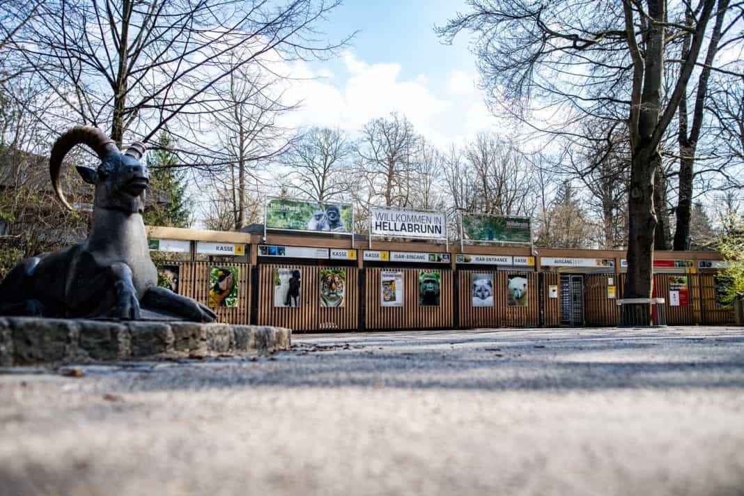 Münchner Tierpark Hellabrunn muss erneut schließen