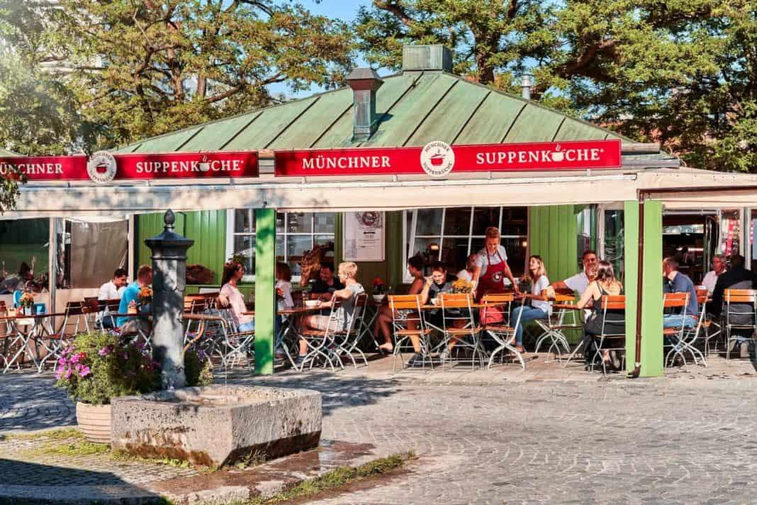 Münchner Suppenküche Viktualienmarkt wird Finalist bei Mittelstandspreis