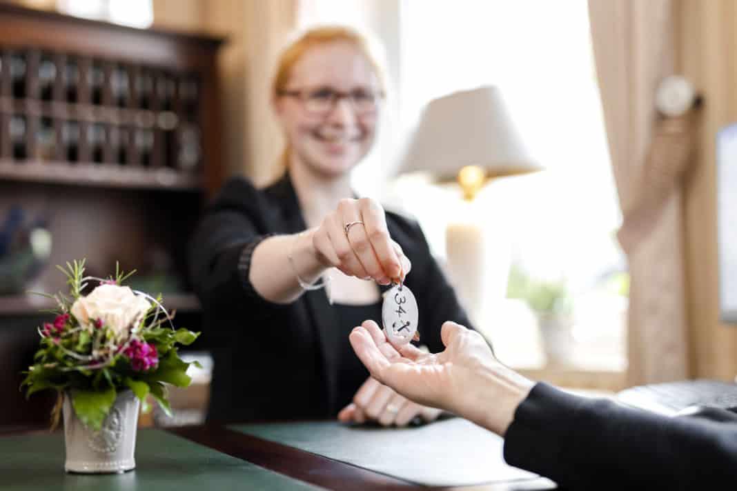 """Ein Jugendstil-Hotel wird unter neuer Leitung zur """"Villa Ulmenhof"""""""