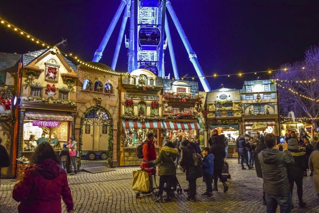 Weihnachtsmarkt Düsseldorf findet 2020 nicht statt