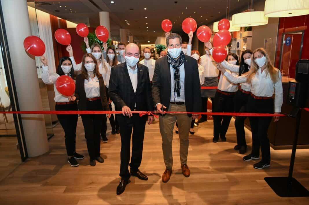 Zweites IntercityHotel Österreichs eröffnet in zentraler Lage von Graz