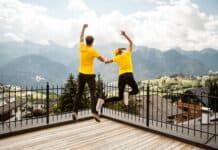 Schlosshotel Fiss schafft neues zu Hause für seine Mitarbeiter