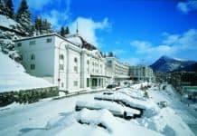 Wiedereröffnung des legendären Belvédère im Schweizer Ferienort Davos