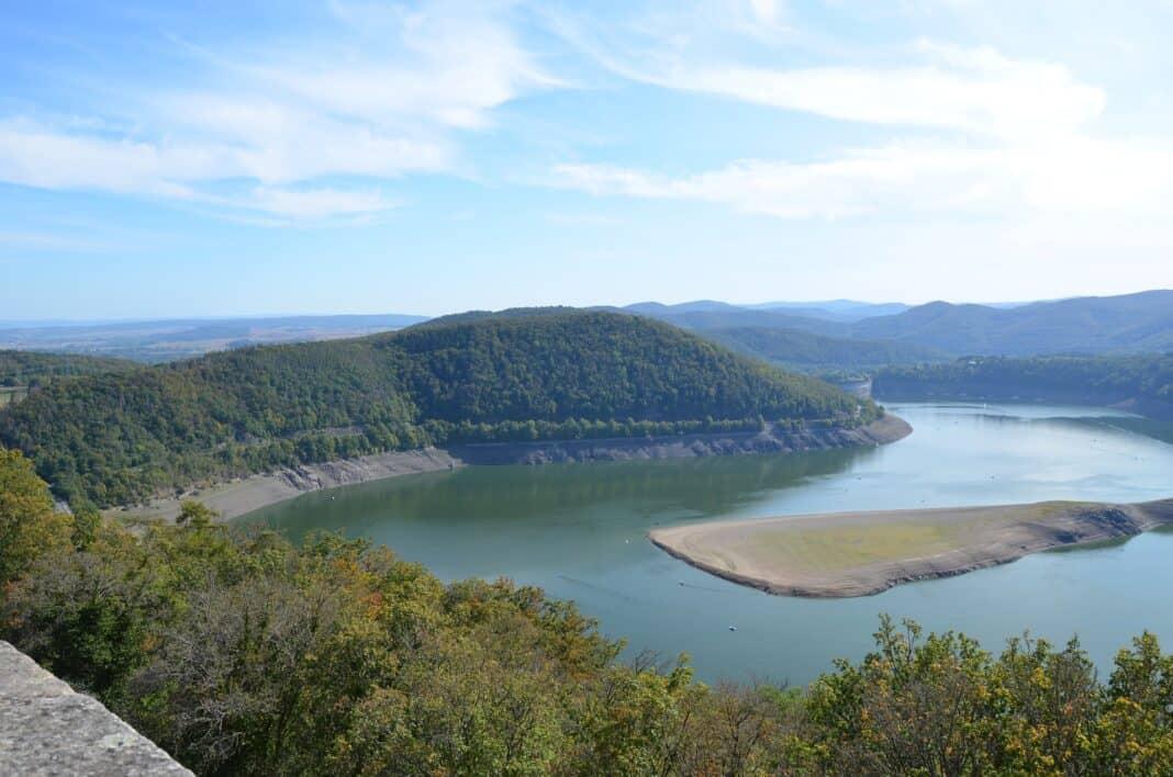 Nationalpark Kellerwald-Edersee verläuft nun um den kompletten Edersee