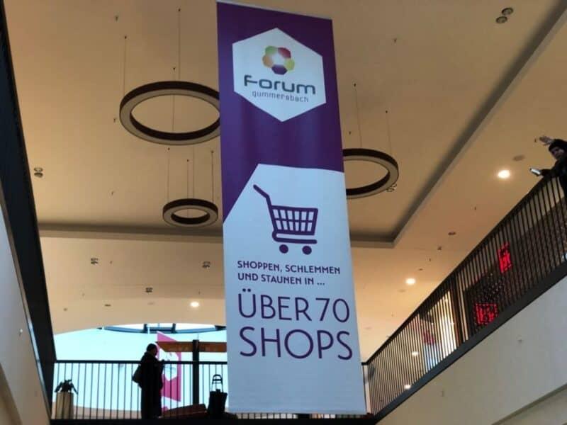 Forum Gummersbach: Das Shoppingerlebnis im Herzen der Stadt