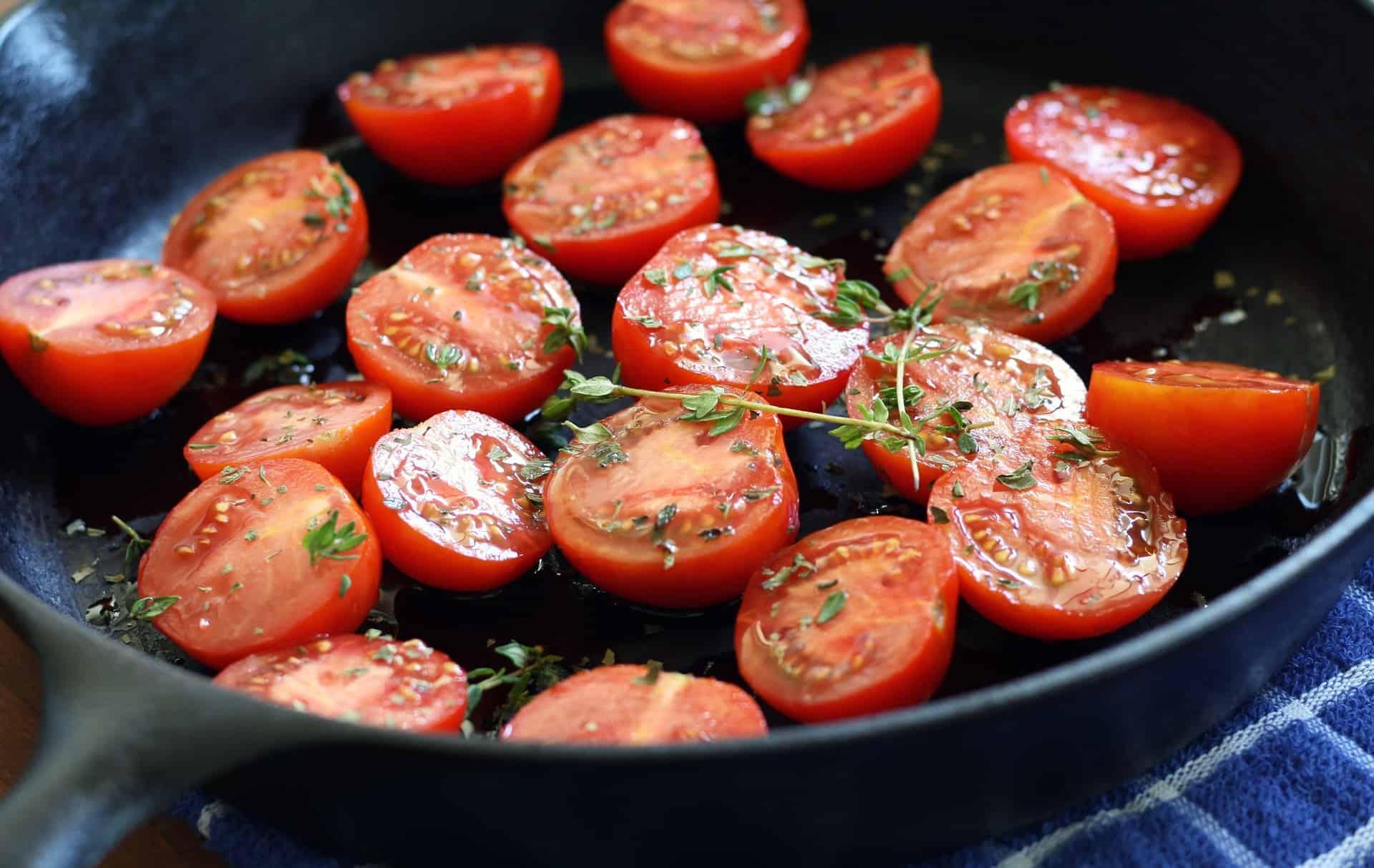 Mediterane Speisen zumeist laktose- und glutenfrei