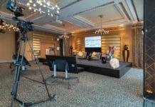 Am Puls der Zeit: Atrium Hotel Mainz mit eigenem Streaming Studio