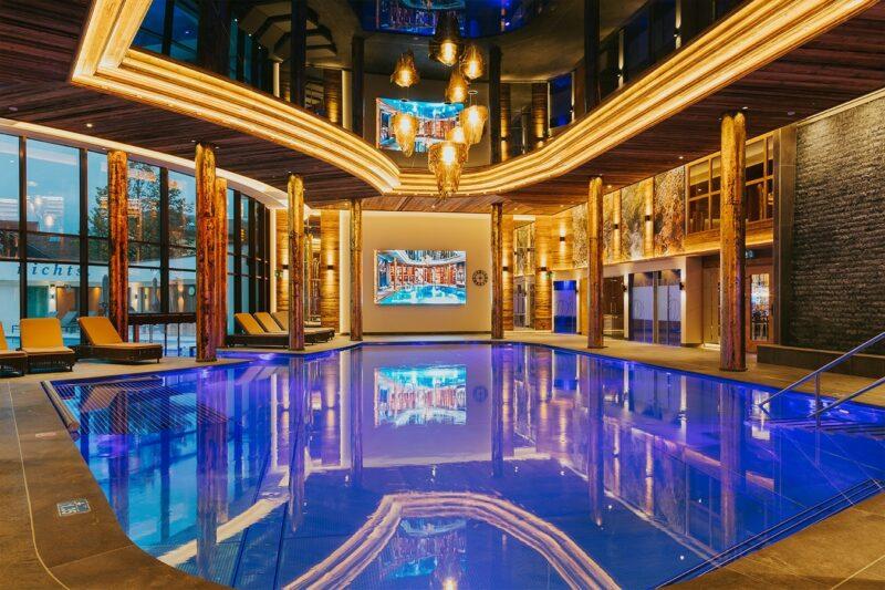Vier-Sterne-Superior Hotel Ortner's Resort im niederbayerischen Kurort Bad Füssing