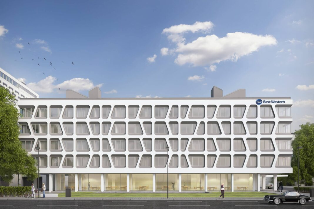 Neues Best Western Hotel Arabellapark in München eröffnet Herbst 2021
