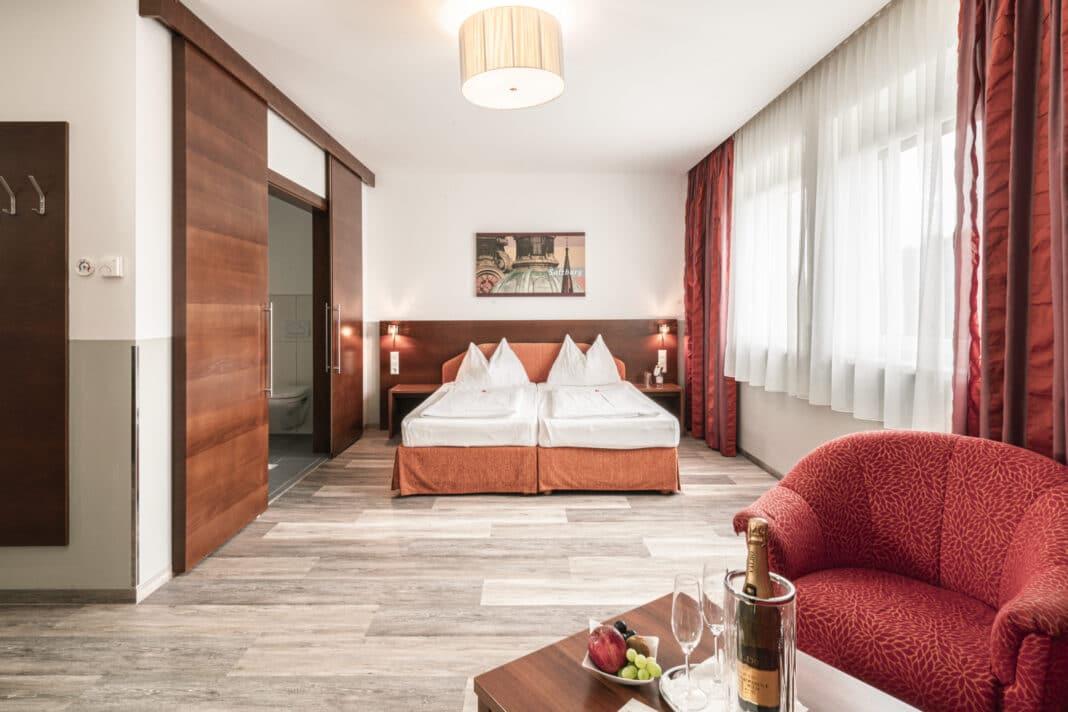 Neuzugang: Best Western Hotel Walserberg vor den Toren Salzburgs
