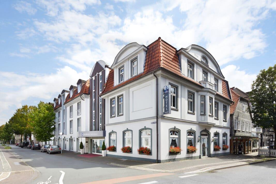 Hotelier Alexander Gemein führt das Best Western Hotel Lippstadt fort