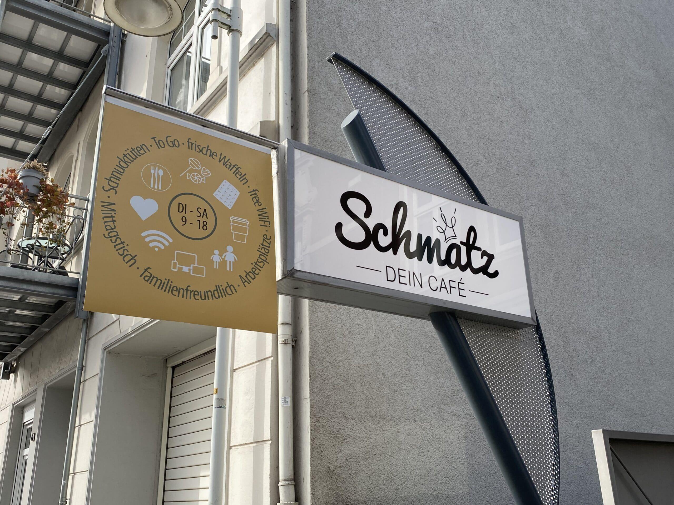 Logo Café Schmatz Siegen