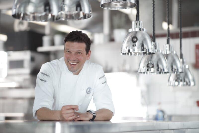 Christian Jürgens mit Drei-Sterne-Wertung im Guide Michelin