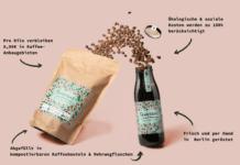 truesday kaffeebeutel flasche