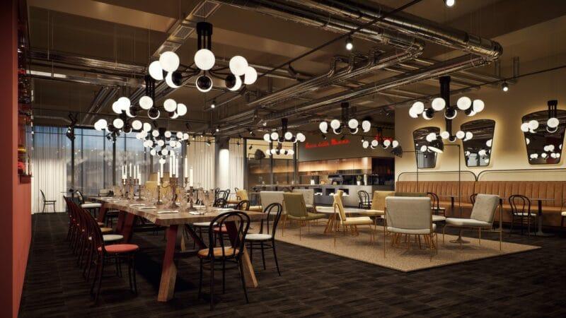 Restaurant AMERON München Motorworld