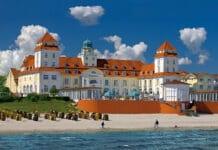 Kurhaus Binz - die Legende: Ostseeträume werden wahr