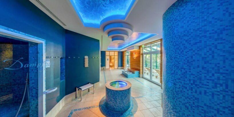 Wellness- und Saunaldanschaft Ostseehotel Kühlungsborn