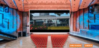 Kongress am Park: Konferenz und Tagung in Corona-Zeiten