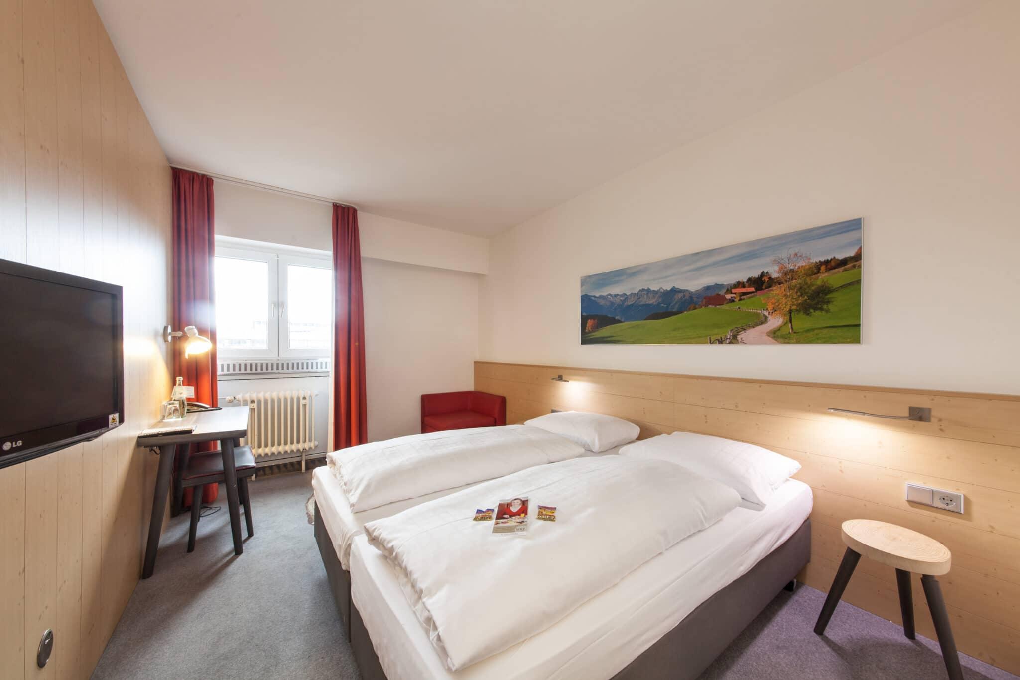 Moderne Zimmer in bester City-Lage von München