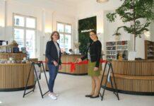 20Aachen: Touristischer Anlufpunkt mit Kaffee neu eröffnet