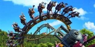 Achterbahn Erlebnispark Tripsdrill