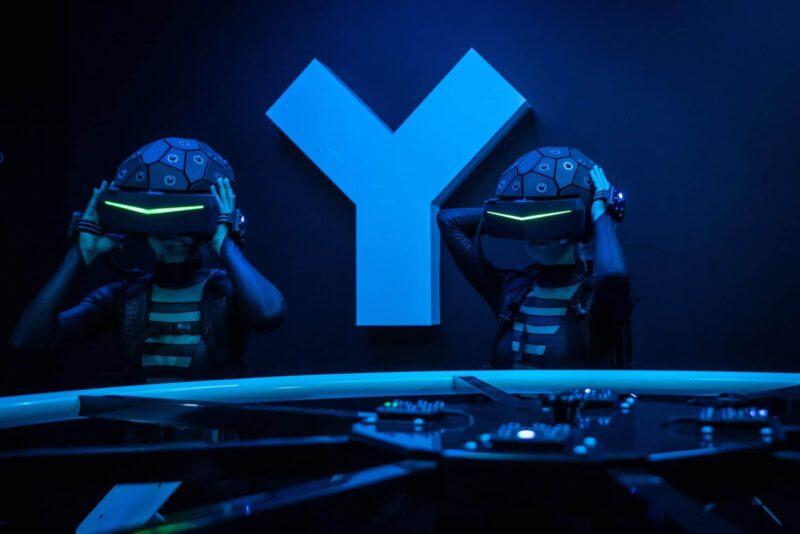 Yullbe, die Virtual Reality Sensation
