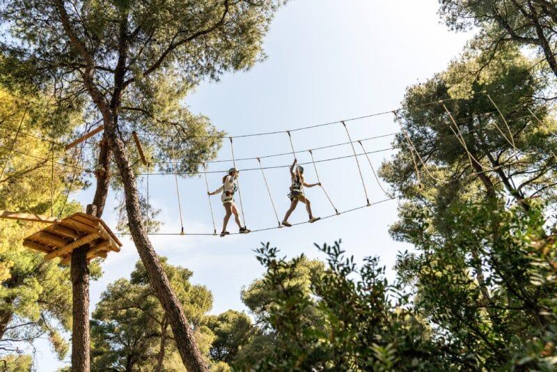 sani resort sani adventure park