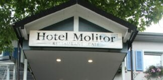 hotel restaurant café molitor