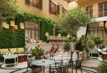 Das Lifestyle-Hotel W Rom: frech, energetisch, glamourös