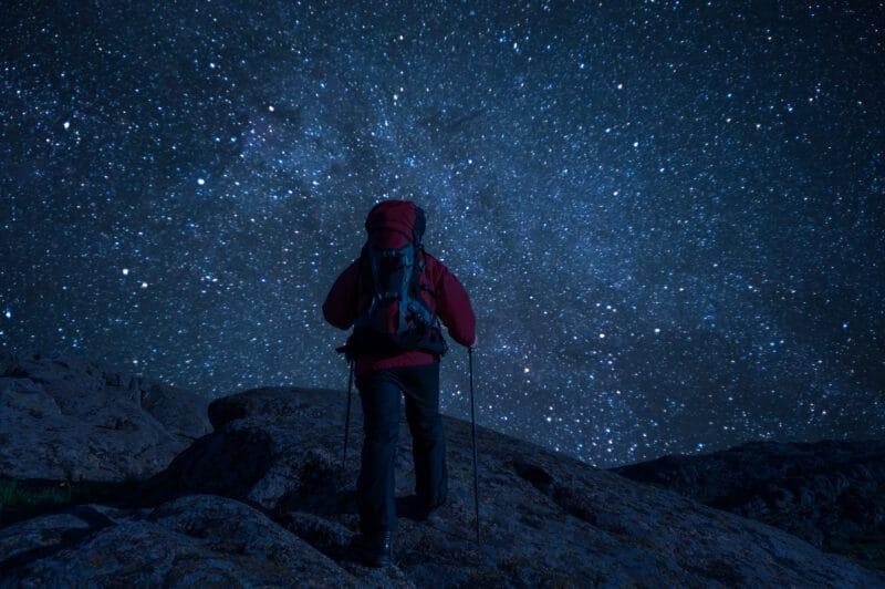 Die schönsten Sternschnuppenorte in Deutschland