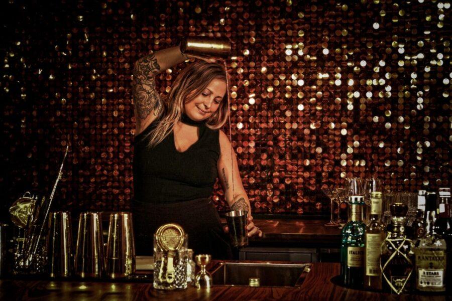 "Barkeeperin Isabella Lombardo kreiert die ""Vienna in 6 sips""-Kollektion"