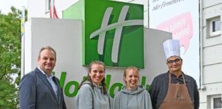 Das Holiday Inn Lübeck fördert neue Ideen aus der Region