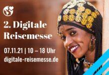 """""""Digitale Reisemesse"""" geht am 07.11.2021 in die zweite Runde"""