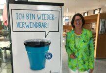 Weniger Plastik durch Mehrweg: Pfandsystem der HEAG FairCup GmbH